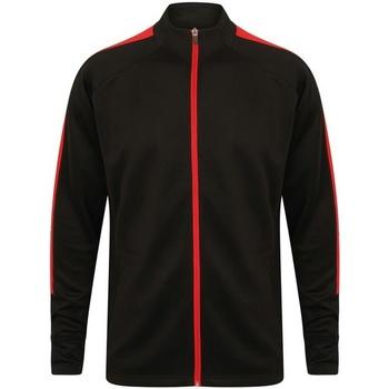 vaatteet Miehet Ulkoilutakki Finden & Hales  Black/Red