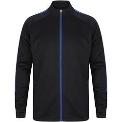 vaatteet Naiset Ulkoilutakki Finden & Hales  Navy/Royal Blue
