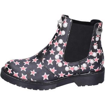 kengät Naiset Nilkkurit La Fille Des Fleurs  Musta