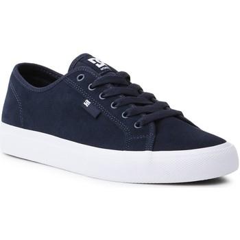 kengät Miehet Skeittikengät DC Shoes DC Manual S ADYS300637-DNW navy