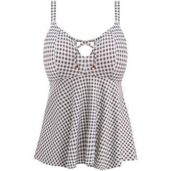 vaatteet Naiset Bikinit Elomi ES800361 GYL Harmaa