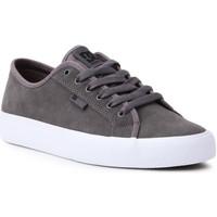 kengät Miehet Skeittikengät DC Shoes DC Manual S ADYS300637-GRY grey