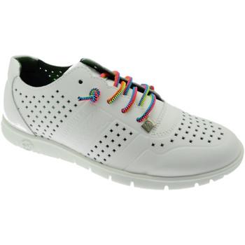 kengät Naiset Matalavartiset tennarit Slowwalk SLOWbi bianco
