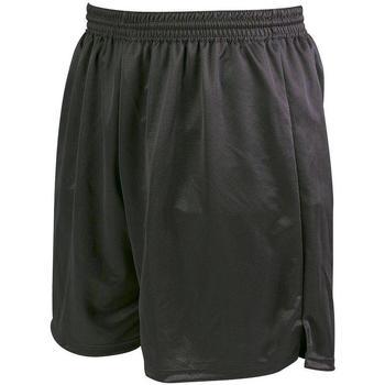 vaatteet Lapset Shortsit / Bermuda-shortsit Precision  Black