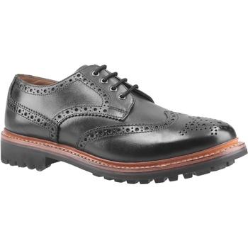 kengät Miehet Derby-kengät Cotswold  Black