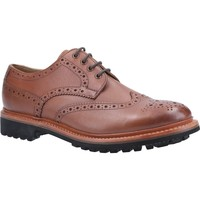 kengät Miehet Derby-kengät Cotswold  Brown