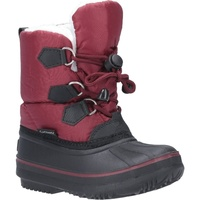 kengät Talvisaappaat Cotswold  Red/Black
