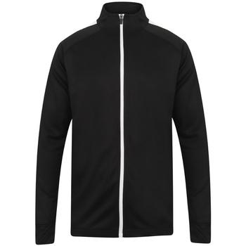 vaatteet Miehet Ulkoilutakki Finden & Hales LV871 Black/White