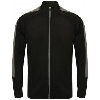 vaatteet Pojat Ulkoilutakki Finden & Hales LV873 Black/Gunmetal