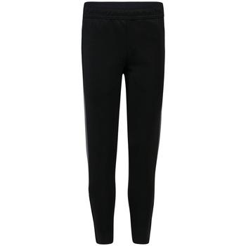 vaatteet Pojat Verryttelyhousut Finden & Hales LV883 Black/Gunmetal