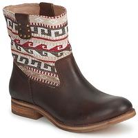 kengät Naiset Bootsit Koah DALIA Brown