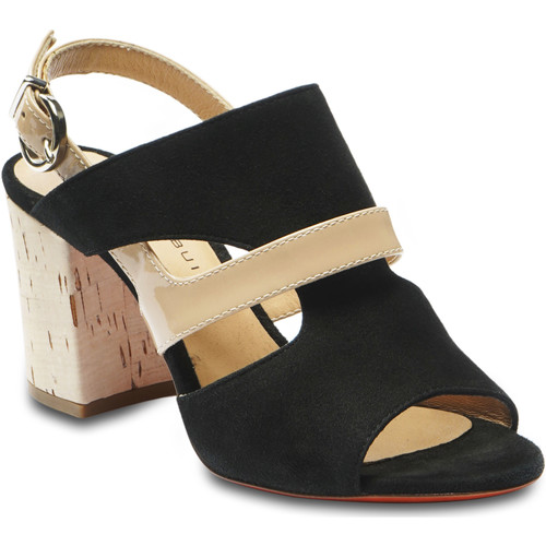 kengät Naiset Sandaalit ja avokkaat Barbara Bui N 5239 SC 10 nero