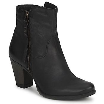 kengät Naiset Nilkkurit Dream in Green HAYDAR Black