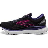 kengät Naiset Juoksukengät / Trail-kengät Brooks Glycerin 19 Mustat