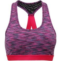 vaatteet Naiset Urheiluliivit Tridri TR920 Space Pink