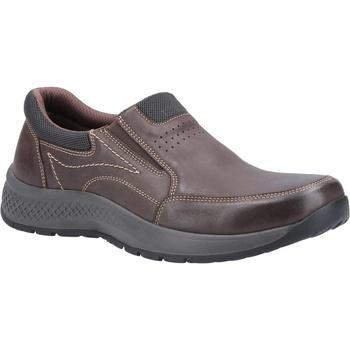 kengät Miehet Mokkasiinit Cotswold  Brown