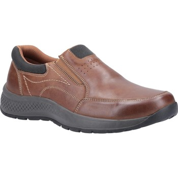 kengät Miehet Mokkasiinit Cotswold  Tan