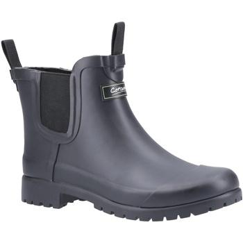 kengät Naiset Kumisaappaat Cotswold  Black