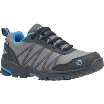 kengät Lapset Urheilukengät Cotswold  Blue/Grey