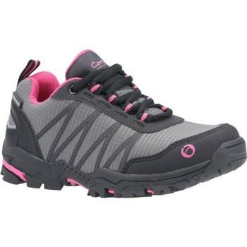 kengät Lapset Urheilukengät Cotswold  Pink/Grey