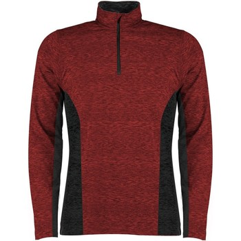 vaatteet Miehet T-paidat pitkillä hihoilla Rhino RH013 Red/Black