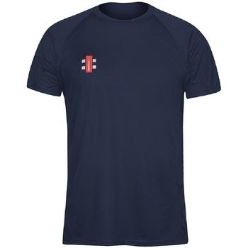 vaatteet Miehet Lyhythihainen t-paita Gray-Nicolls GN005 Navy