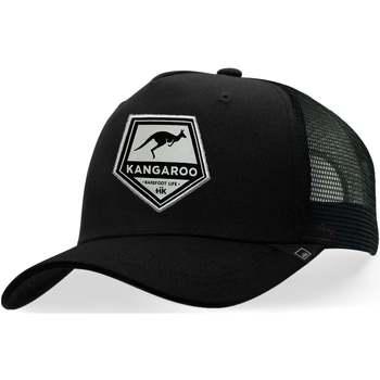 Asusteet / tarvikkeet Lippalakit Hanukeii Kangaroo Musta