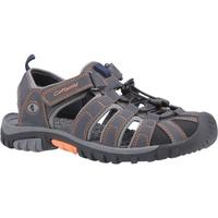 kengät Miehet Sandaalit ja avokkaat Cotswold  Grey/Orange