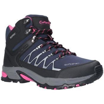 kengät Naiset Vaelluskengät Cotswold  Navy