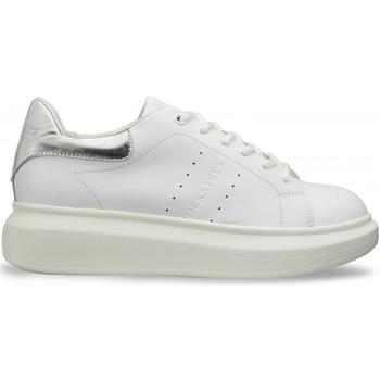 kengät Naiset Matalavartiset tennarit Docksteps DSW104107 Valkoinen