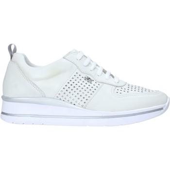 kengät Naiset Matalavartiset tennarit Valleverde 36391 Valkoinen