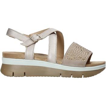 kengät Naiset Sandaalit ja avokkaat Enval 7283622 Ruskea