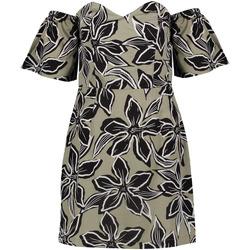 vaatteet Naiset Lyhyt mekko Gaudi 111FD15017 Vihreä