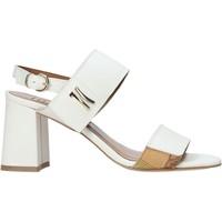 kengät Naiset Sandaalit ja avokkaat Alviero Martini E124 587A Valkoinen