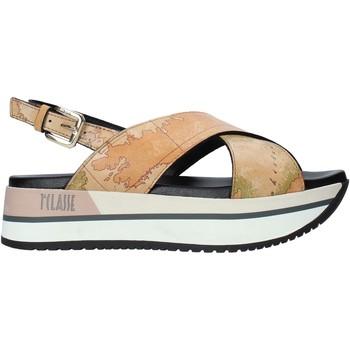 kengät Naiset Sandaalit ja avokkaat Alviero Martini E109 8391 Ruskea