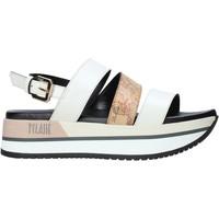 kengät Naiset Sandaalit ja avokkaat Alviero Martini E110 578A Valkoinen