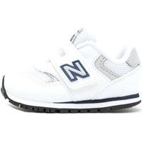 kengät Lapset Matalavartiset tennarit New Balance NBIV393CWN Valkoinen