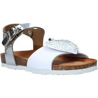 kengät Tytöt Sandaalit ja avokkaat Bionatura 22PUPAC Valkoinen