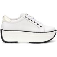 kengät Naiset Matalavartiset tennarit Cult CLE104379 Valkoinen