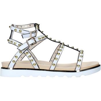 kengät Naiset Sandaalit ja avokkaat Keys K-4976 Valkoinen