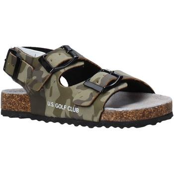 kengät Lapset Sandaalit ja avokkaat U.s. Golf S21-S00UK861 Vihreä