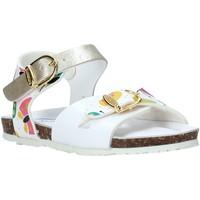 kengät Tytöt Sandaalit ja avokkaat Bionatura CHIARA Valkoinen