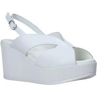 kengät Naiset Sandaalit ja avokkaat Susimoda 390641 Valkoinen