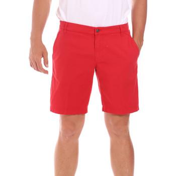vaatteet Miehet Shortsit / Bermuda-shortsit Colmar 0864T 8SP Punainen