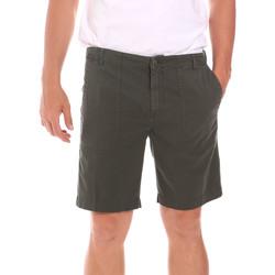 vaatteet Miehet Shortsit / Bermuda-shortsit Colmar 0867T 8SP Vihreä