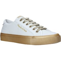 kengät Naiset Matalavartiset tennarit Manila Grace S634CU Valkoinen