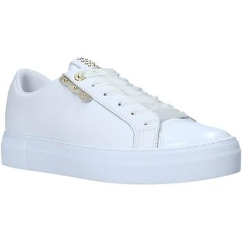 kengät Naiset Matalavartiset tennarit Manila Grace S647LU Valkoinen