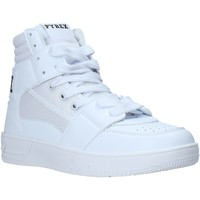 kengät Naiset Korkeavartiset tennarit Pyrex PY050106 Valkoinen
