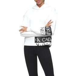 vaatteet Naiset Svetari Calvin Klein Jeans J20J215262 Valkoinen