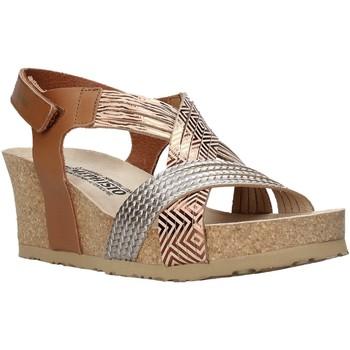 kengät Naiset Sandaalit ja avokkaat Mephisto P5137034 Ruskea